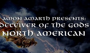 AMON AMARTH: Tour Promotion